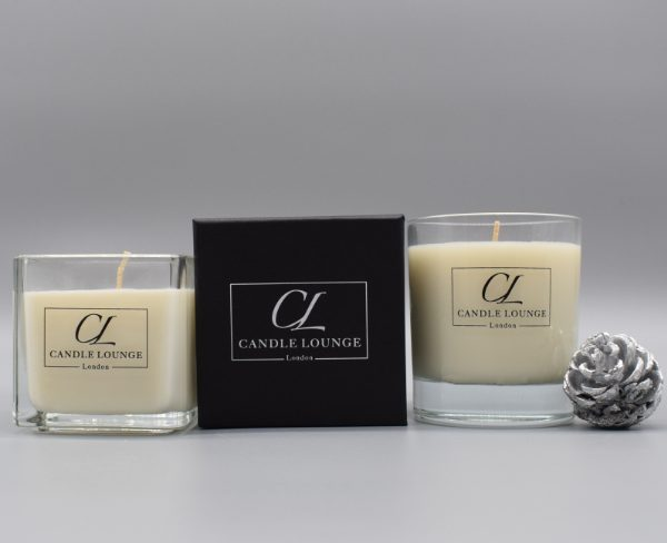 Black Opium Inspired Scented Candle